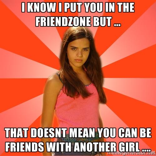Friendzone Drama-By Edward Maroncha